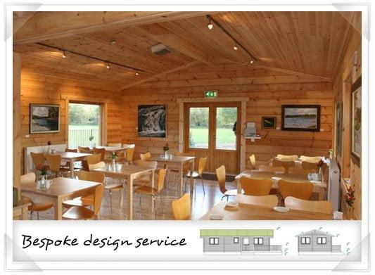 Bespoke timber building design