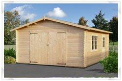 Start a business from a timber garage?