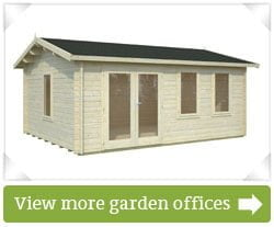 View a full range of garden offices