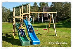 Childrens outdoor play sets