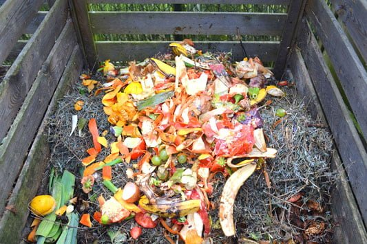 Build a compost bin for free