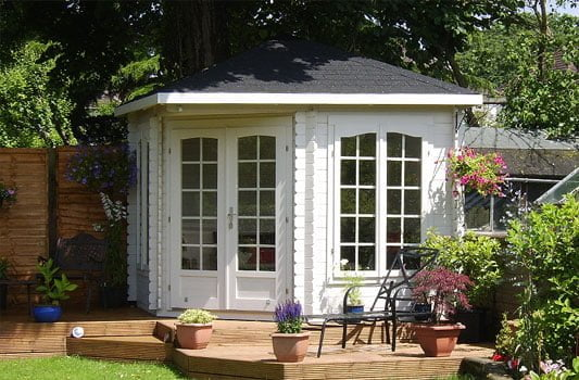 Summer houses - the best alternative to a conservatory?