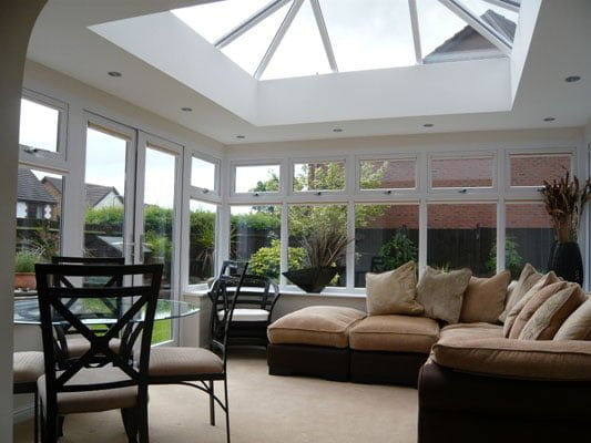Pros and cons of a conservatory