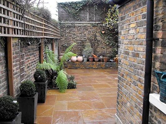 Patio ideas for a small garden