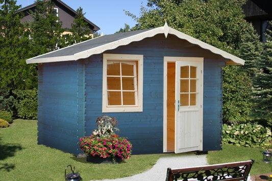 Truro, a spacious posh shed
