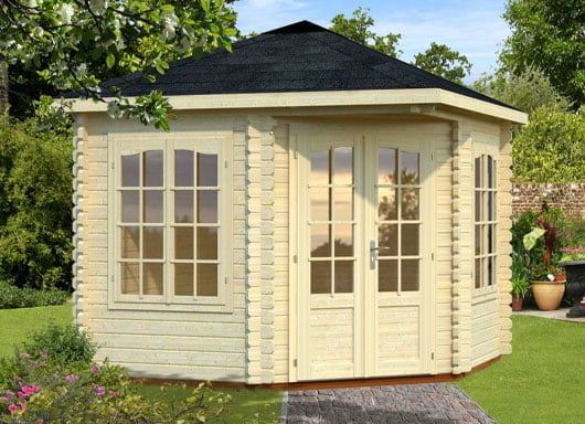 New configurable summer houses
