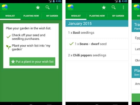 The best garden scheduling app