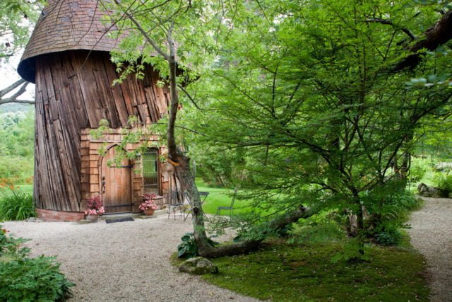 "The beautiful Silo ""cottage"""