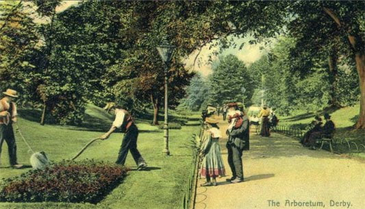 The oldest park in the UK