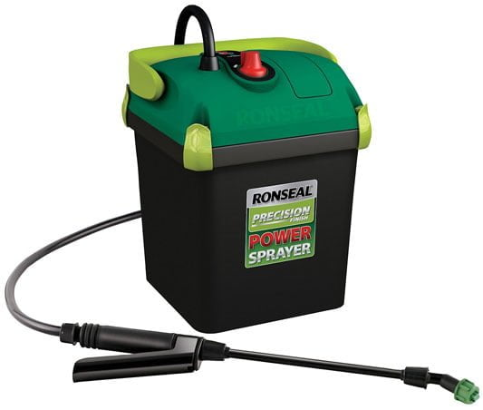 Ronseal shed and garden fence sprayer