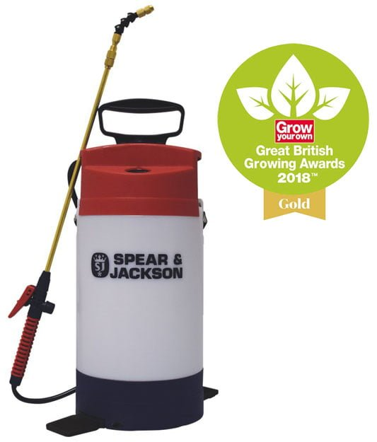 Spear and Jackson shed and garden fence sprayer
