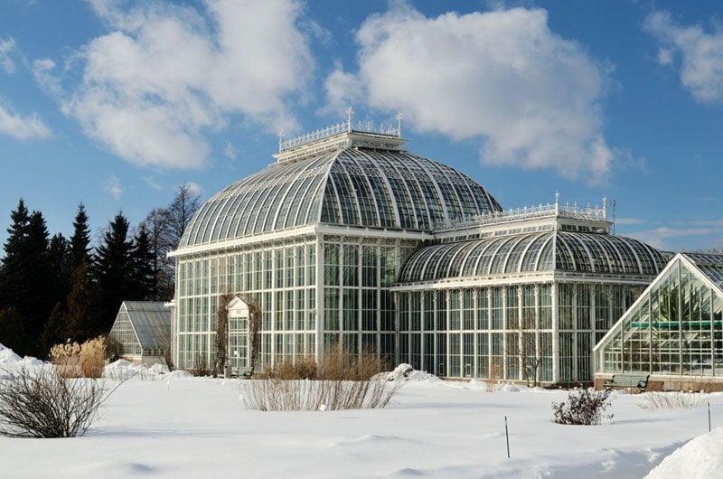 Edinburgh Botanical Garden - One of the best gardens to visit this winter?