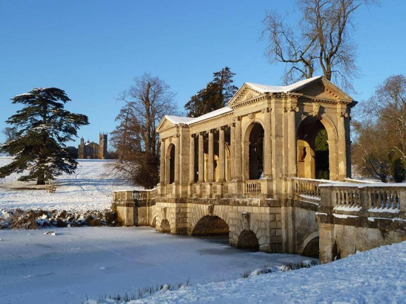 Stowe - One of the best gardens to visit this winter?