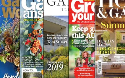 The best gardening magazines for inspiration