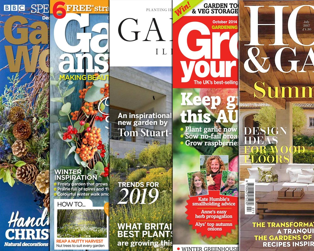 The best gardening magazine