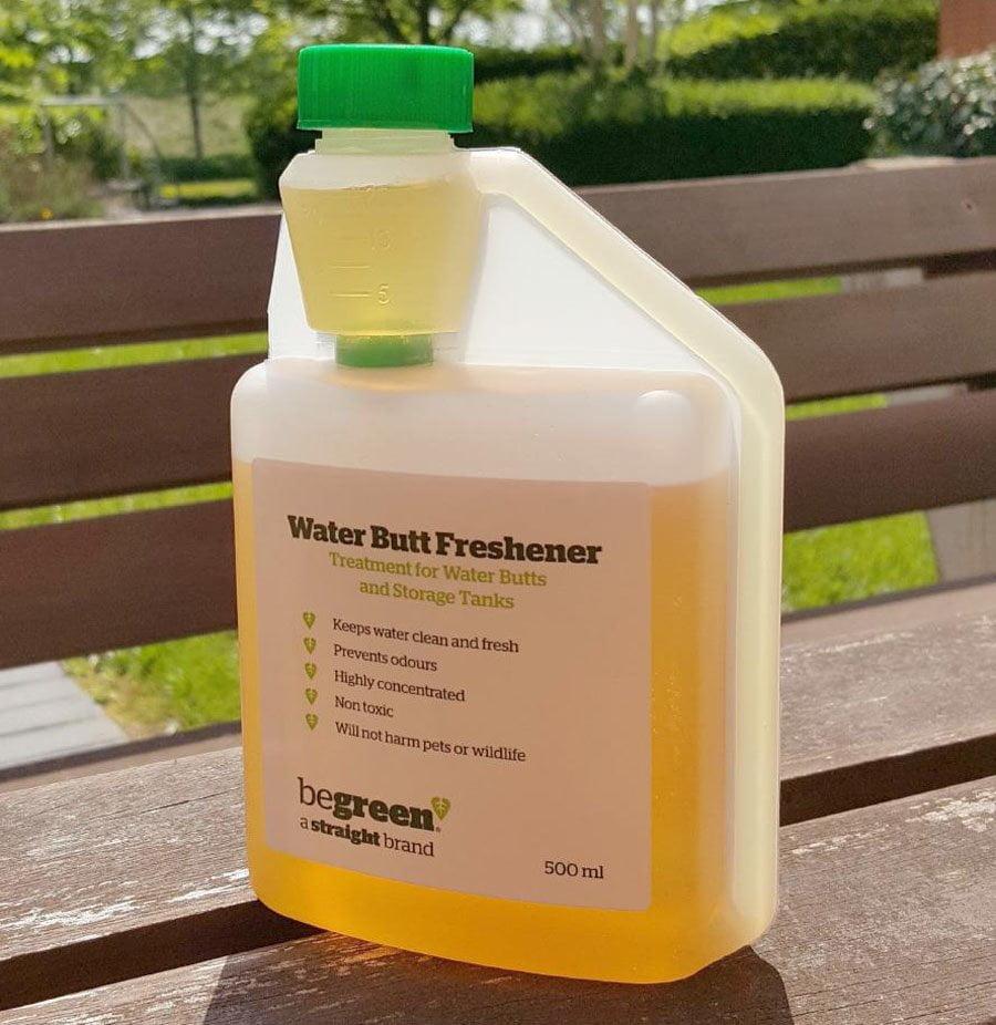 Water butt freshener