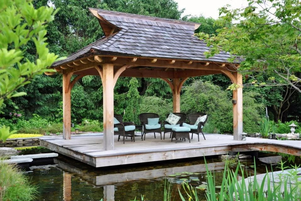 Buying a garden gazebo in the UK