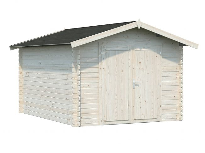 Ralf (9.6 sqm) large heavy duty garden shed