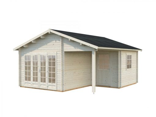 Irene (21.9 sqm + 5.2 sqm) summer house with porch