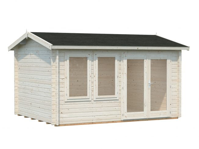 Iris (11.1 sqm) log cabin summer house