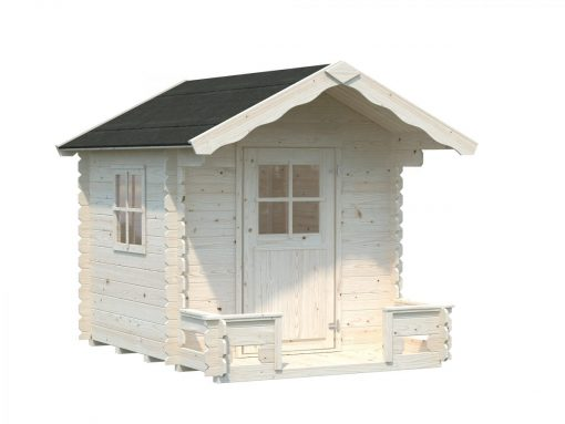 Sam (2.4 sqm) real wood playhouse