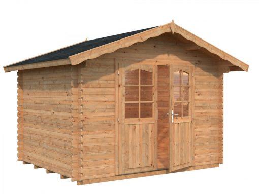 Vivian (6.9 sqm) compact garden cabin