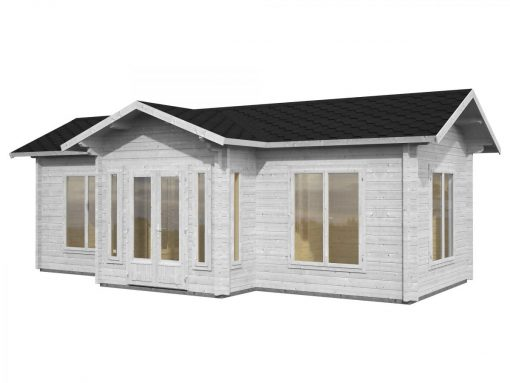 Anna (26.8 sqm) timber holiday home