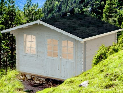 Emma (10.4 sqm) Alpine cabin with optional terrace