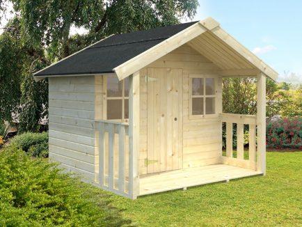 Felix (1.9 sqm) traditional timber playhouse