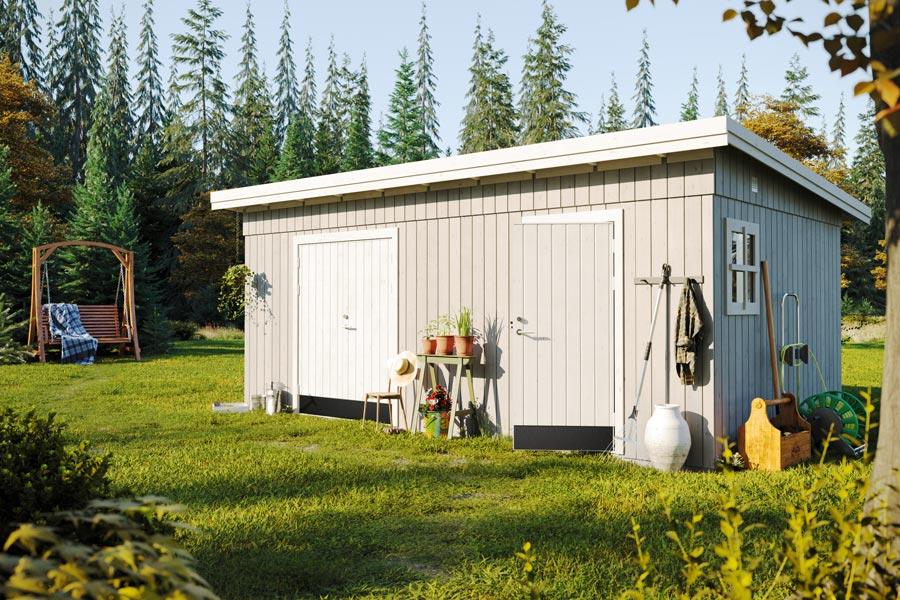Posh sheds & outhouses
