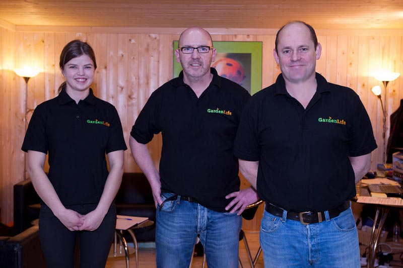 The GardenLife team