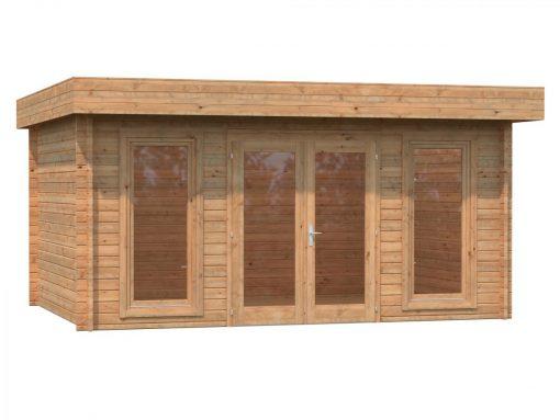 Bret (14.8 sqm) contemporary summer house