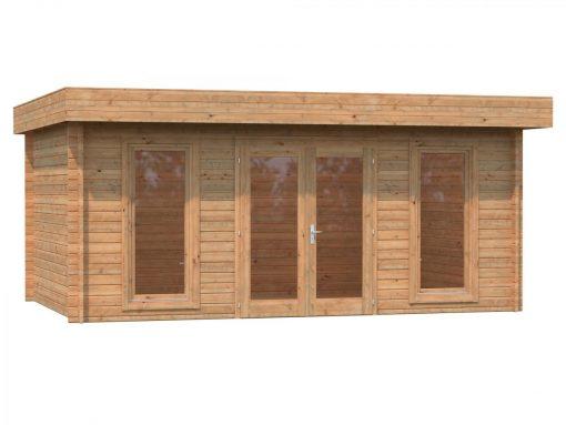Bret (19.9 sqm) contemporary summer house